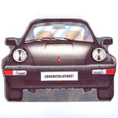 6495 Porsche Congratulations
