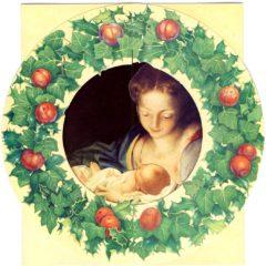 XACS10 A Son is Born – by Correggio Antonio Allegri