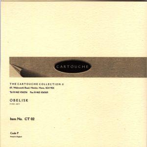 CT02 Gentleman Reclining – Obelisk Fine Art