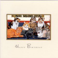 CT04 Biedermeier Cats