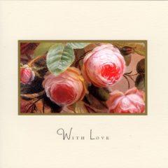 CT38 Still Life – Pink Roses