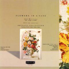 OCG301 Flowers in A Vase