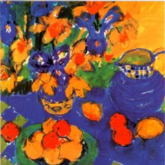 OCG3033 Spring Still Life – by Sylvia Paul