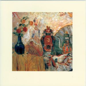 OCG305 Still Life with Chinese Pottery – by James Ensor