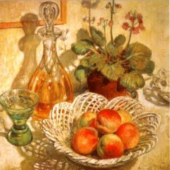 OCG3011 Still Life with Fruit – by Nora Cundell