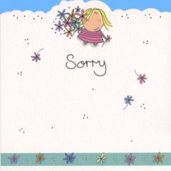 DC11 Flowers – Sorry