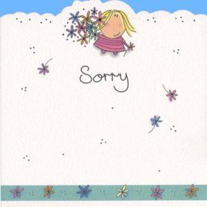 DC11 Sorry – by Jo Scrivener artwork