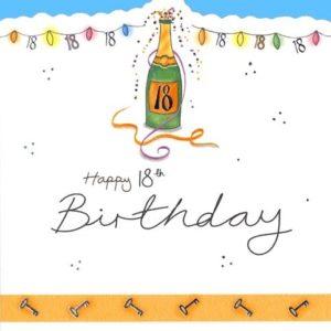 DC19 HB 18 Birthday – by Jo Scrivener