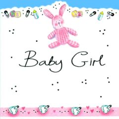 DC32 Pink Doll – Baby Girl