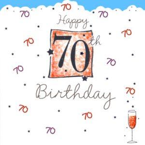 DC36 HB 70 Birthday – by Carol Clernon