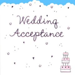 DC37 Wedding Acceptance – by Carol Clernon