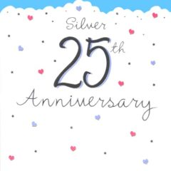 DC40 Silver 25th Anniversary – by Carol Clernon artwork