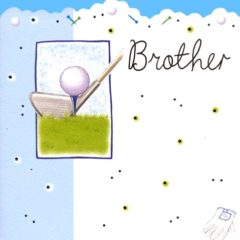 DCR10 Brother – by Carol Clernon artwork