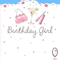 HB21 Birthday Girl – by Carol Clernon artist