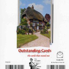 PP215 Garden Cottage