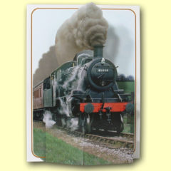 PP216 Full Steam Ahead